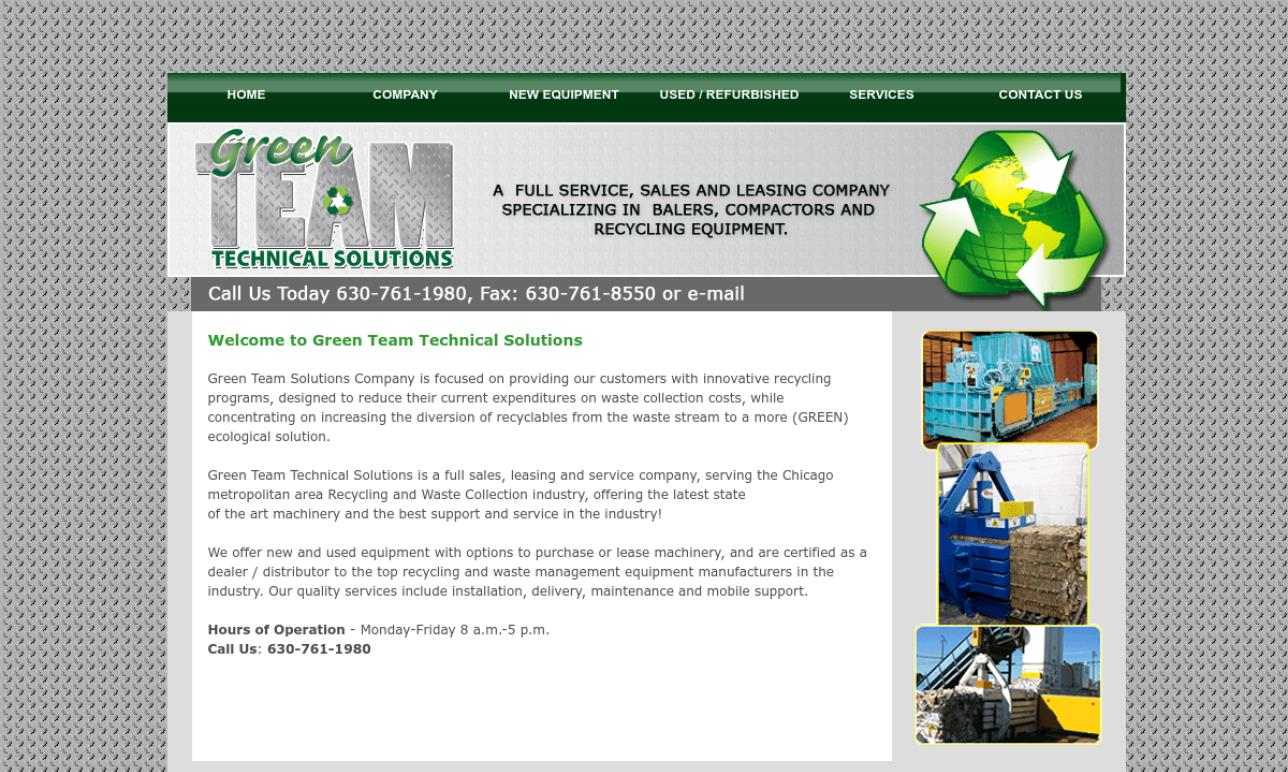 Green Team Technical Solutions