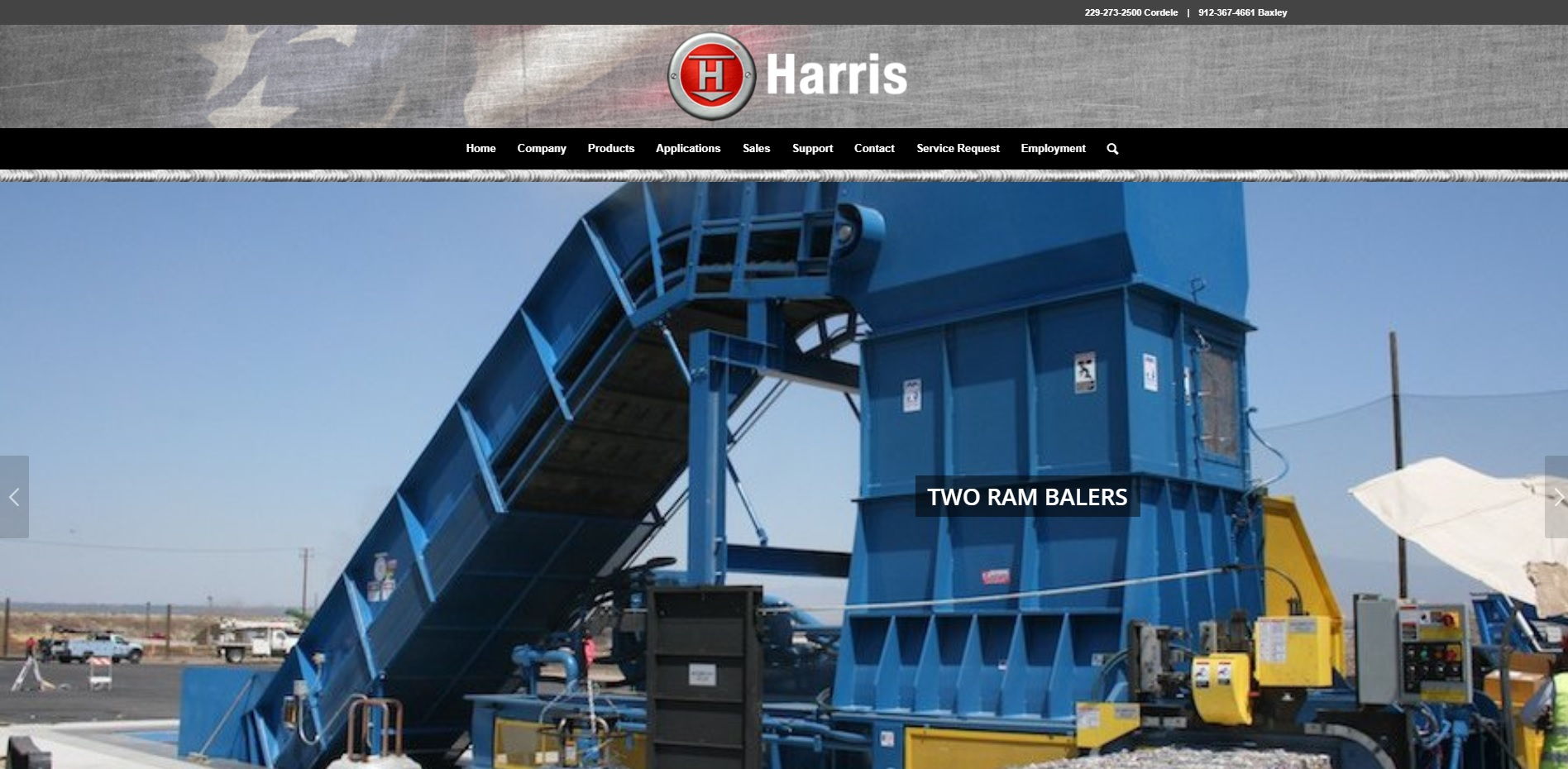 Harris Waste Management Group, Inc.