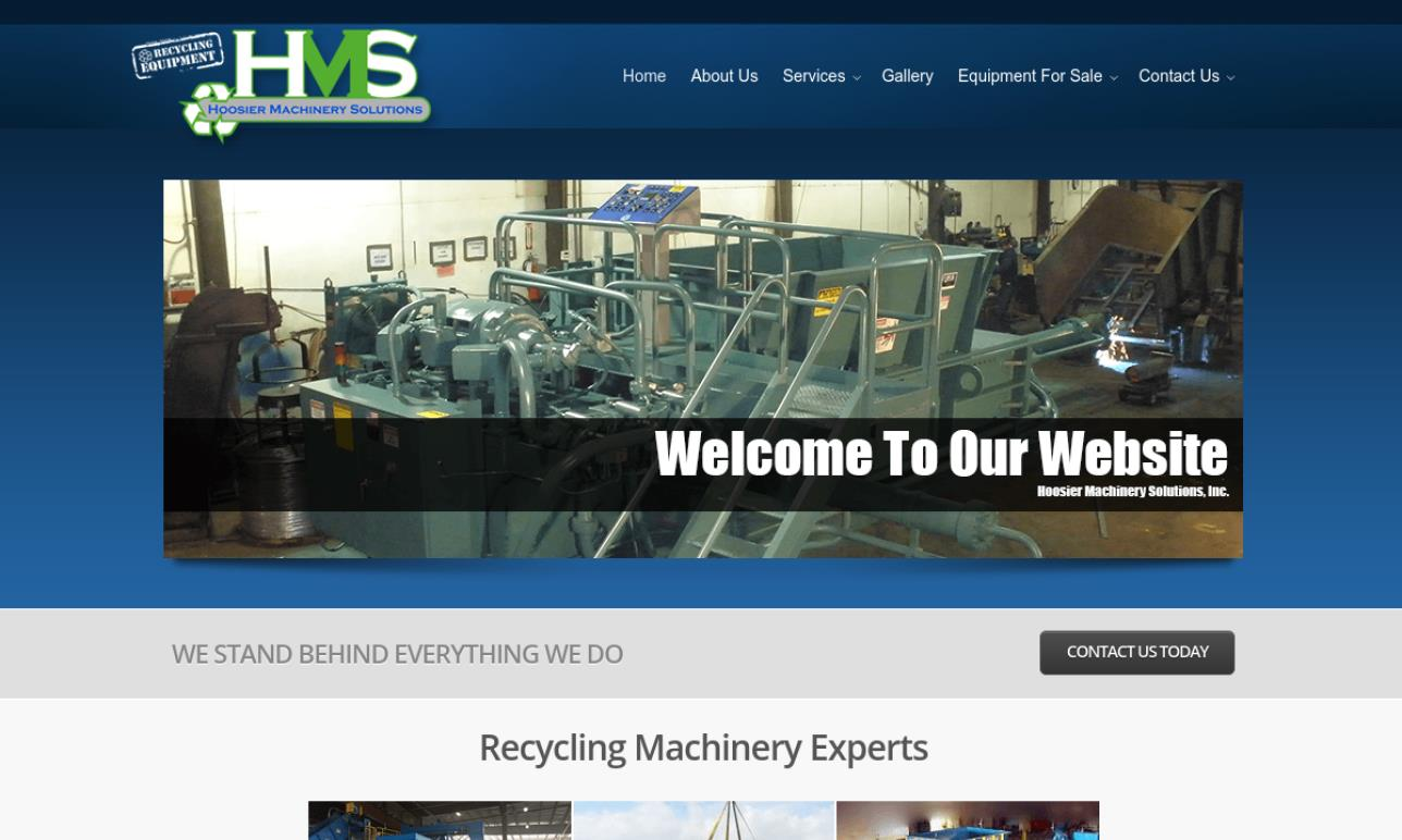Hoosier Machinery Solutions, Inc.