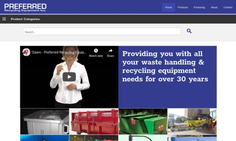 Preferred Recycling Equipment
