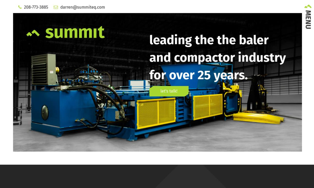 Summit Equipment Inc
