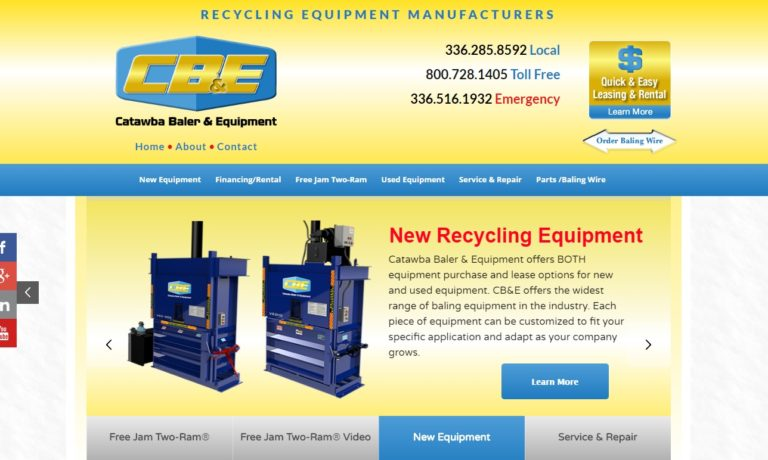 Catawba Baler & Equipment