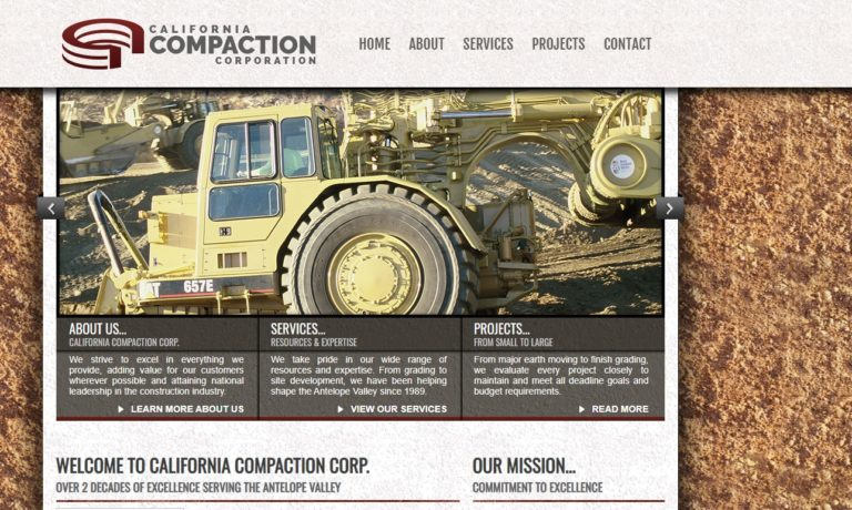 California Compaction Corporation