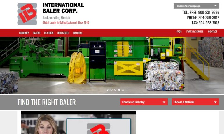 International Baler Corporation